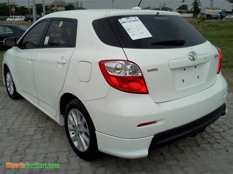 Locally Used Cars For Sale In Nigeria 2014 Lada Niva Toyota Matrix Used Car For Sale In Nigeria