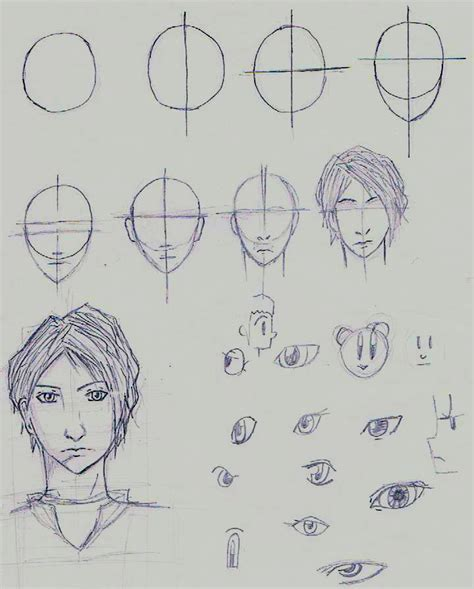 how to draw anime how to draw tough anime
