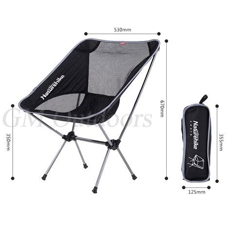 lightweight aluminium folding cing chairs lightweight aluminum folding chairs new portable