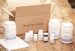 Goop Detox Grocery List by Gwyneth Paltrow Reveals New Year Cleanse Diet Daily