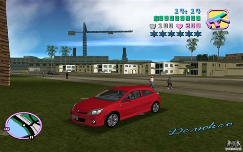 opel astra opc 2006 opel astra opc 2006 for gta vice city