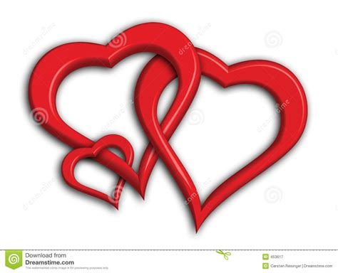 3 intertwined heart tattoo designs 3 hearts intertwined www imgkid the image