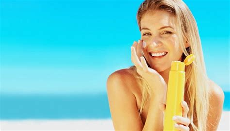 Tabir Surya learn how to properly apply your sunscreen aol lifestyle