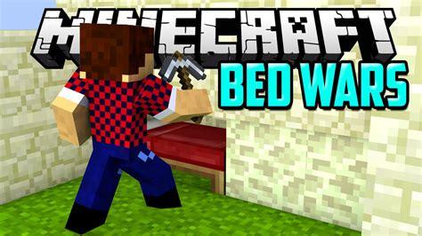 bed wars сломал все кровати minecraft bed wars mini game