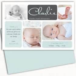 free thank you cards baby boy templates ideas the give card
