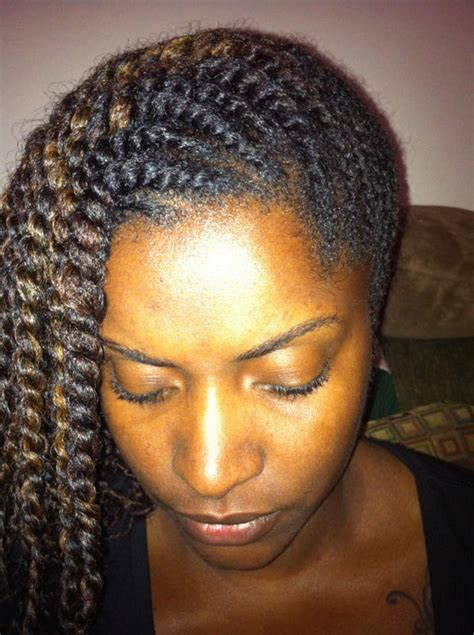 Twist Hairstyle by Flat Twist Hairstyles Beautiful Hairstyles