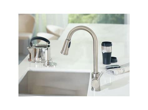 Moen Level Kitchen Faucet Moen Level Kitchen Faucet 7175
