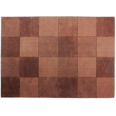 simple rug simple contemporary square design carpet rug 100 wool ebay