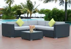 Outdoor Furniture Nz 5 Rattan Furniture Set Grabone Nz