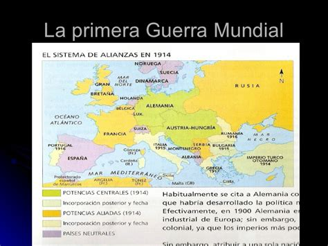 la primera guerra mundial 8408124536 la primera guerra mundial