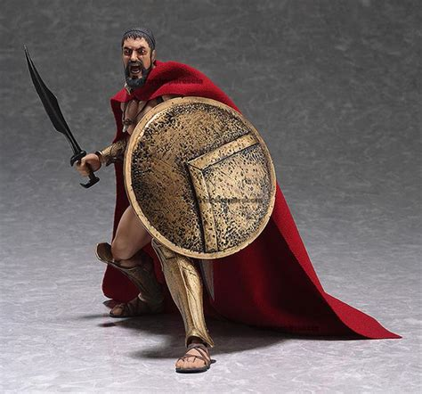 Max Factory Smile Figma 270 300 Leonidas King Of Sparta Figure 300 leonidas figma figure 270 smile