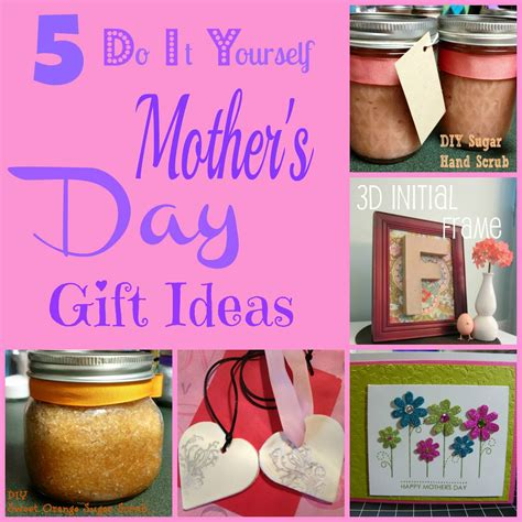 ideas for mothers day mother day gift ideas from teenage daughter images