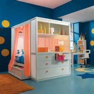 cute beds for kids small rooms interior design