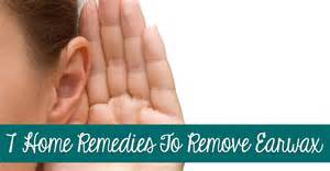 how to remove ear wax at home 7 home remedies to remove earwax