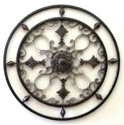Iron Wall Decor by Wrought Iron Wall Deco Wrought Iron Wall Decor