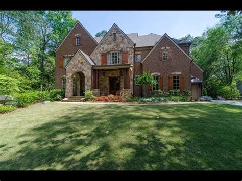 large million dollar homes atlanta 4591 club