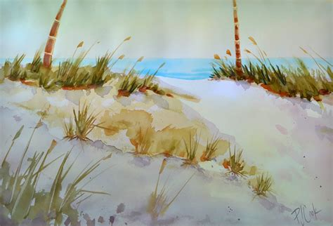sand dune aglow painting pj cook gallery of original