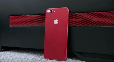 eerste uitpakvideo van nieuwe rode iphone