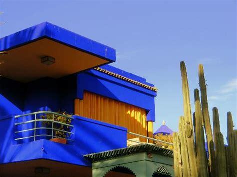 garten yves laurent marrakech villa majorelle bild majorelle garten jardin