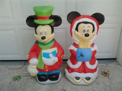 outdoor mickey mouse decorations mickey mold shop collectibles daily