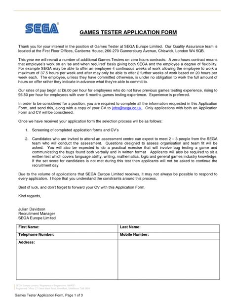 Informatica Qa Tester Cover Letter by Qa Claims Tester Cover Letter Transition Essay Exle