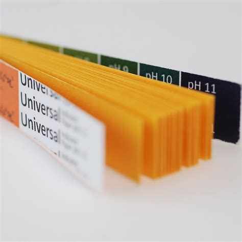 How To Make Your Own Ph Paper - ph strips universal indicator make your own ready