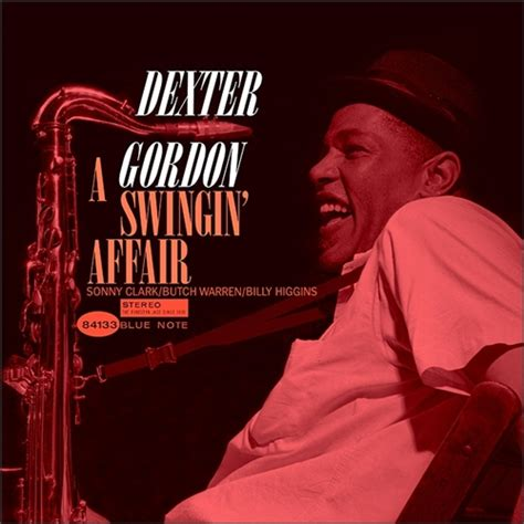 a swinging affair dexter gordon a swingin affair blue note vinyl reissue