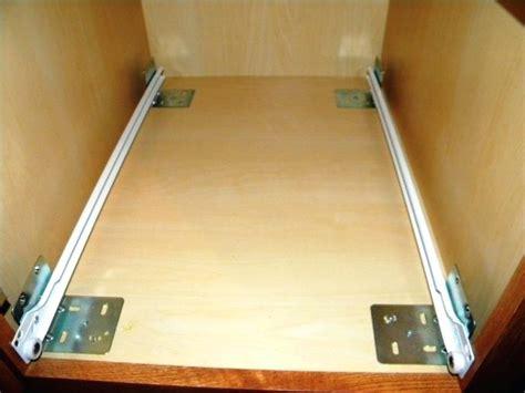 installing center undermount drawer slides install drawer slides 2 install center undermount drawer