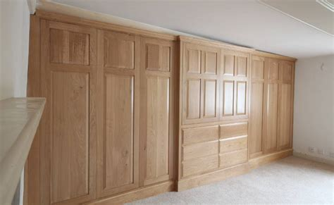 Oak Fitted Wardrobes by Welcome The Fitted Furniture Company Norwich
