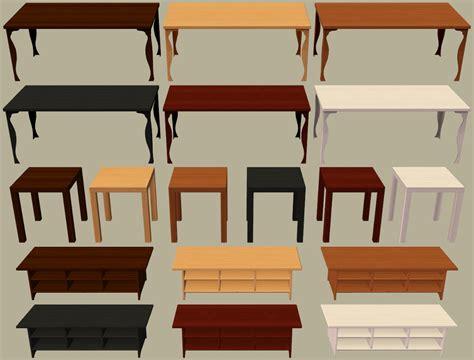 furniture items mod the sims 10 ikea furniture items recoloured