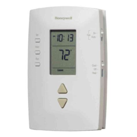honeywell basic programmable thermostat discontinued