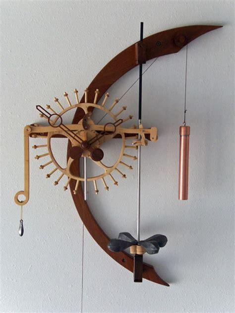woodwork plans wooden clocks  plans
