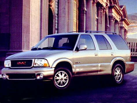 how to fix cars 1998 gmc envoy parking system 1999 gmc envoy reviews specs and prices cars com