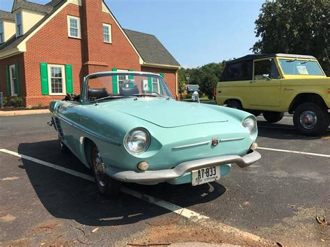 renault caravelle for sale 1961 renault caravelle for sale 2013991 hemmings motor