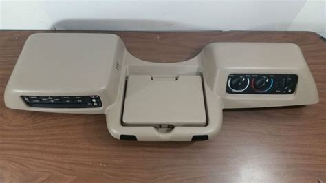 oem ford excursion rear dvd player tv screen
