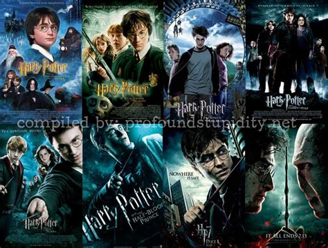 harry potter movies harry potter movies adaption from the sensational potter saga
