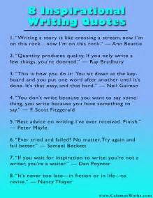 Quotes On Essay Writing by Inspirational Quotes About Writing Quotesgram