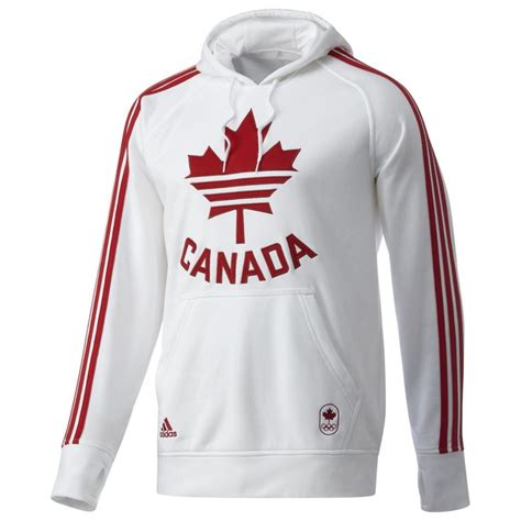 canada logo hoodies adidas s coc ultimate fleece p o hoodie canada leaf
