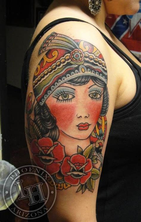 meg mcniel love and tattoo gypsys pinterest