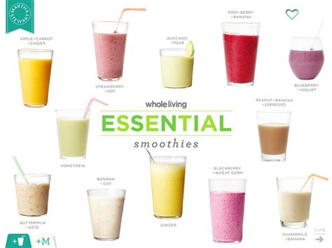Whole Living Detox Smoothies by Keep Your New Year S Resolutions With Smoothies From Whole