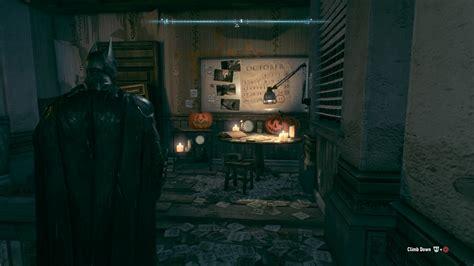 Calendar Killer Riddle Batman Arkham Riddles Usgamer