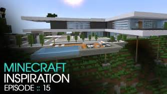 minecraft house inspiration minecraft modern mountain house inspiration w keralis youtube