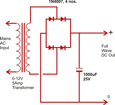 shunt capacitor rectifier wave rectifier capacitor 28 images capacitor how to design capacitance value for a given