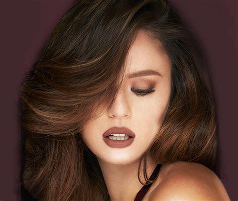 Lipstik Brown Matte 6 brownish matte lipsticks that are for filipinas