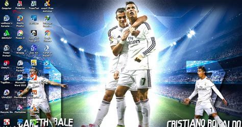 tema pc juventus download tema real madrid terbaru 2016 for pc