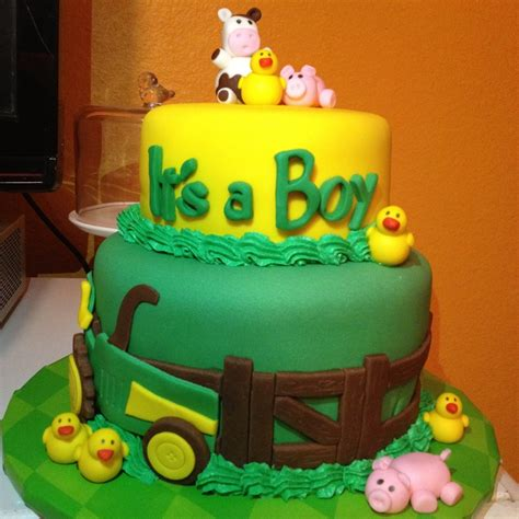 Deere Baby Shower Cakes by Living Room Decorating Ideas Baby Shower Cakes Deere