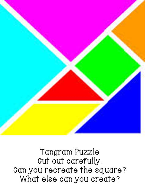 printable animal tangrams printable tangrams clipart best
