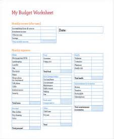 spreadsheet template 16 free word pdf documents