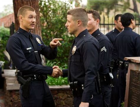 police academy haircut foto de chad michael murray na s 233 rie southland foto 106