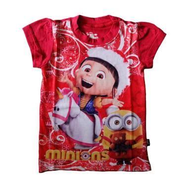 Atasan Baju T Shirt Kaos Wanita Nike Galaxy Warna Hitam jual j2 agnes minion kaos anak merah